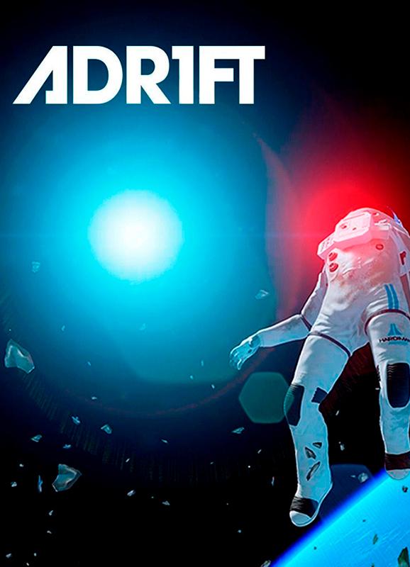 ADR1FT Aventura Espacial VR para PC Oculus Rift HTC Vive