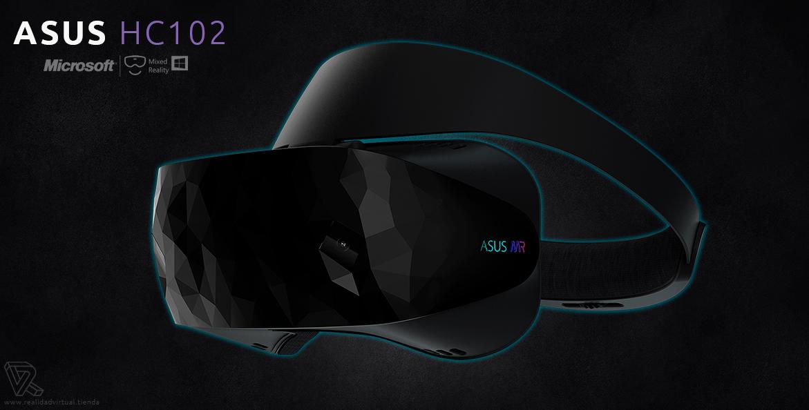ASUS HC102 comprar Gafas de Realidad Mixta Windows Mixed Reality