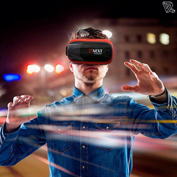 B-NEXT VR Headset Gafas de realidad virtual para telefono
