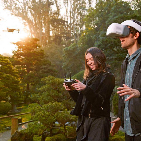 DJI Goggles Immersive FPV Goggles Gafas para controlar Drones