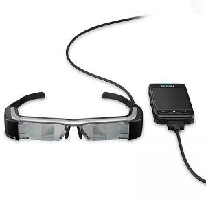 Epson Moverio BT-200 Gafas de Realidad Aumentada Smart
