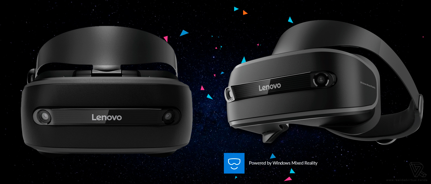 Gafas de Realidad Mixta Lenovo Explorer Windows Mixed Reality