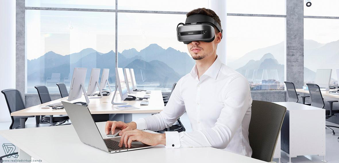 Gafas de Realidad Mixta Lenovo Explorer
