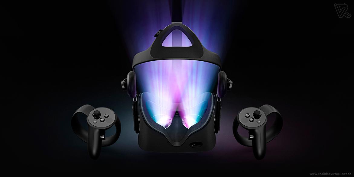Gafas de Realidad Virtual Oculus Rift con controladores touch