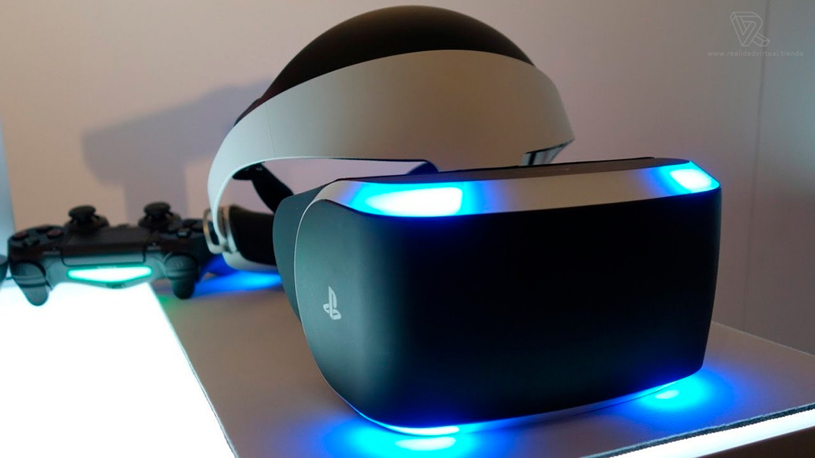 Gafas de Realidad Virtual PlayStation VR