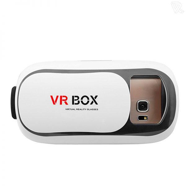 Gafas de Realidad Virtual Unotec VR-BOX para Smartphone