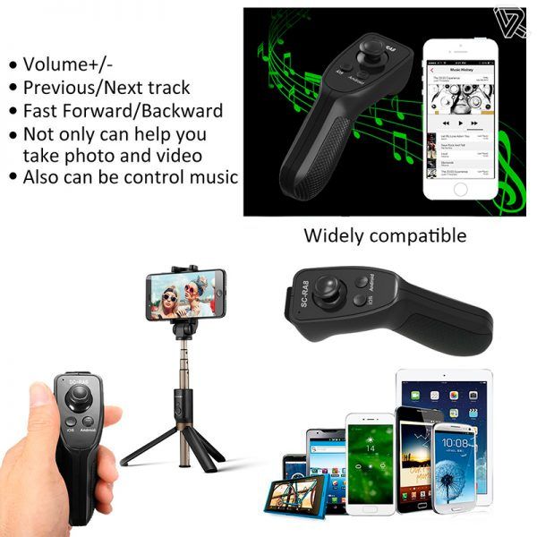 Gafas de Realidad Virtual para Smartphone BlitzWolf BW