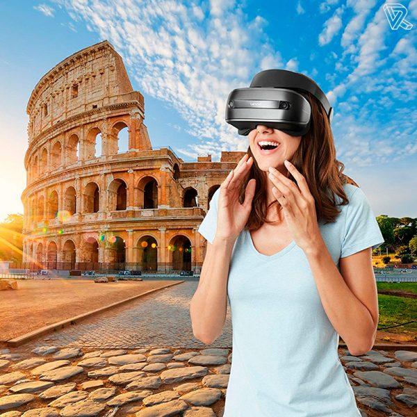 Gafas de Realidad hibrida Lenovo Explorer