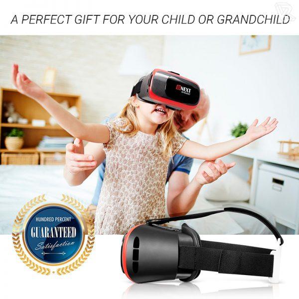 Gafas de realidad virtual para Smartphone B-NEXT VR Headset para jugar