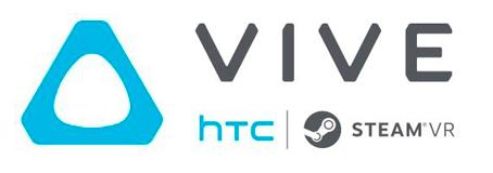 HTC Vive steam logo