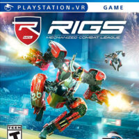 Juego de Robots Mechanized Combat League VR
