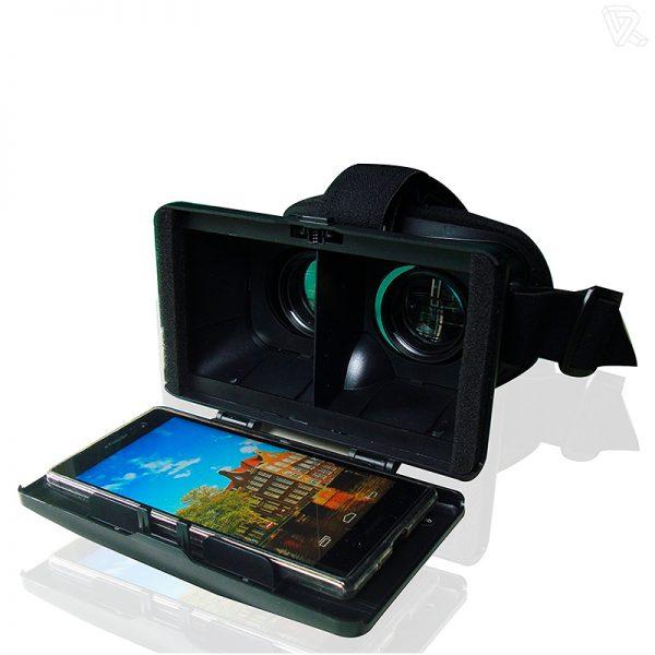 L-Link Gafas de Realidad Virtual para Smartphone