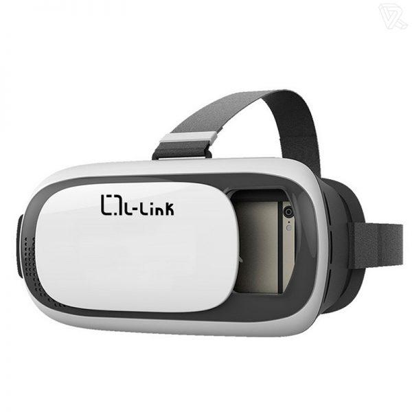 L-Link Gafas de Realidad Virtual para Smartphone de 3 5 6