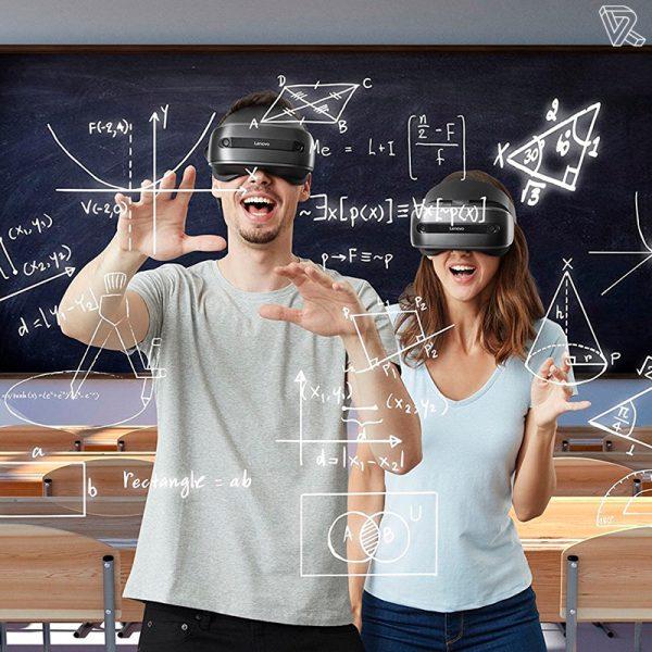 Lenovo Explorer Gafas de Realidad hibrida para Windows