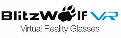 Logotipo gafas BlitzWolf BW-VR