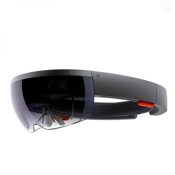 Microsoft HoloLens Development Edition Glass 3D Holographic Windows 10
