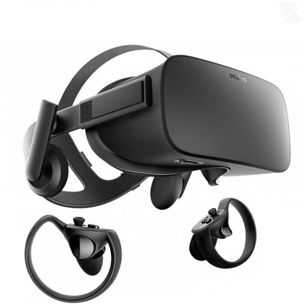 Oculus-Rift-Gafas-de-Realidad-Virtual-Touch-controlador-Bundle
