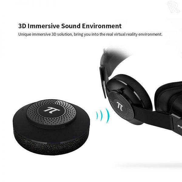 Pimax 4K VR Gafas de Realidad con sonido inmersivo