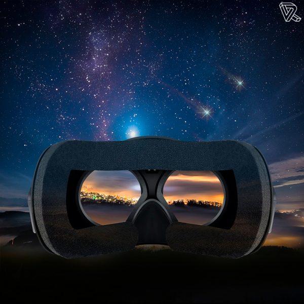 Pimax 4K VR Gafas de Realidad virtual PC