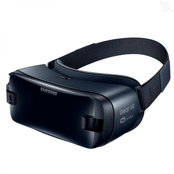 Samsung Gear VR Gafas de realidad virtual negras
