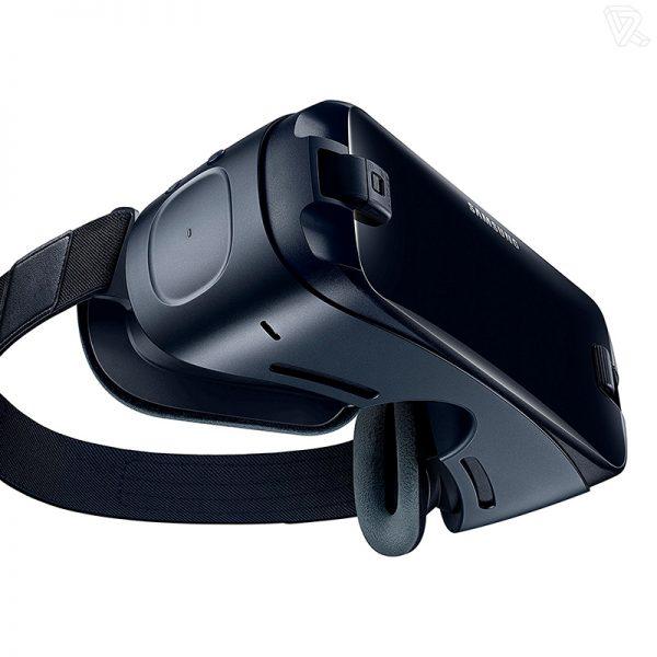Samsung Gear VR Gafas de realidad virtual negro