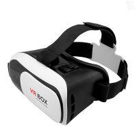 Unotec VR-BOX Gafas de Realidad Virtual para Smartphone