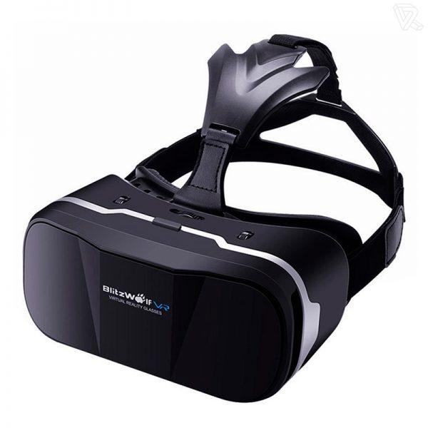 BlitzWolf BW-VR Gafas de Realidad Virtual para Smartphone