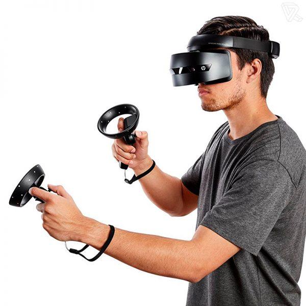 controladores HP VR1000-100 Gafas de Realidad Hibrida