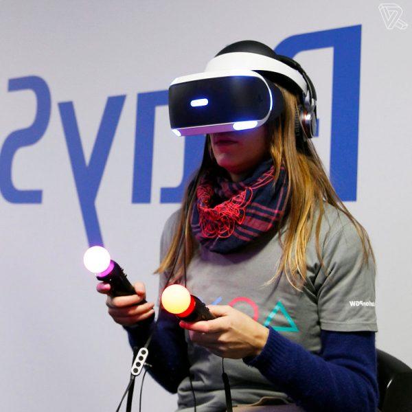 gafas Sony PlayStation 4 VR