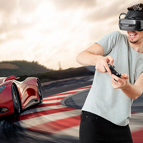 gafas de realidad virtual Lenovo Explorer para gaming