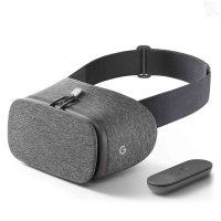 Google Daydream View VR Headset Gafas de realidad virtual para Smartphone
