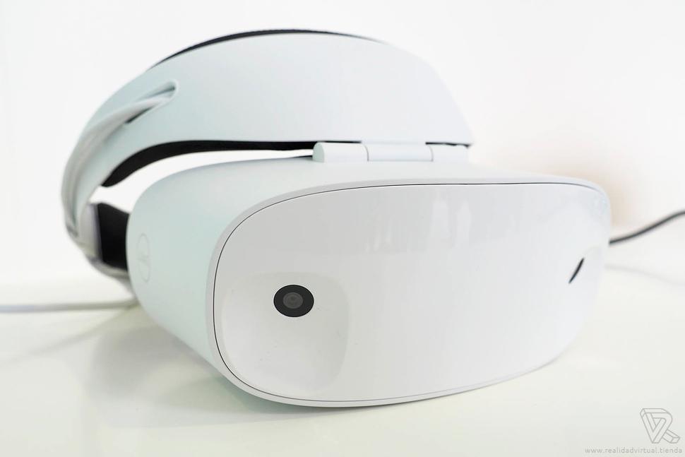 lateral DELL VR-PLUS Gafas de Realidad Mixta Windows Mixed Reality