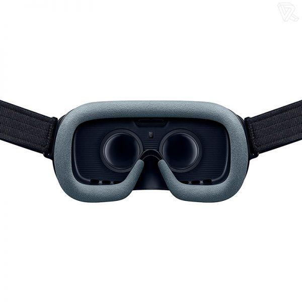 Samsung Gear VR Gafas de realidad virtual negras inmersion y comodidad