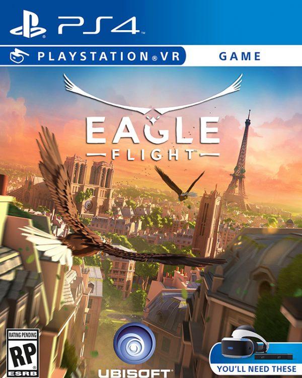 Eagle Flight para Playstation VR