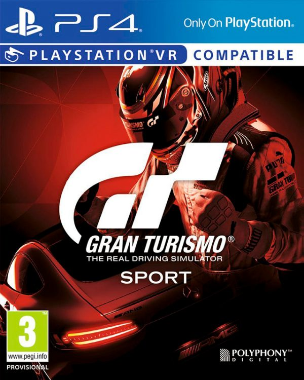 Gran Turismo para Playstation VR