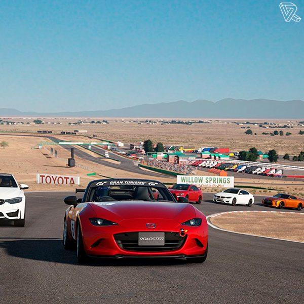 Gran turismo Sony PlayStation VR GT Sport Pack Gafas de Realidad Virtual