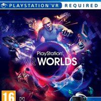 PlayStation VR Worlds para Playstation VR
