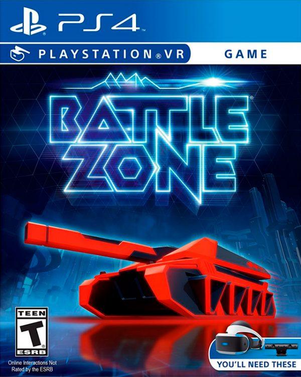 Playstation Battlezone VR