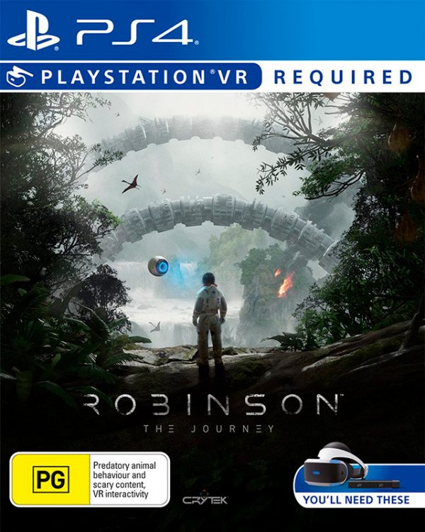 Robinson The Journey VR para Playstation
