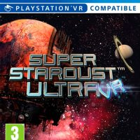 Super Stardust Ultra VR para Playstation