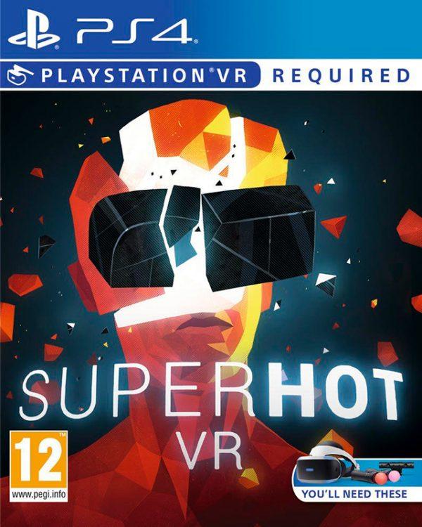 Superhot VR para Playstation