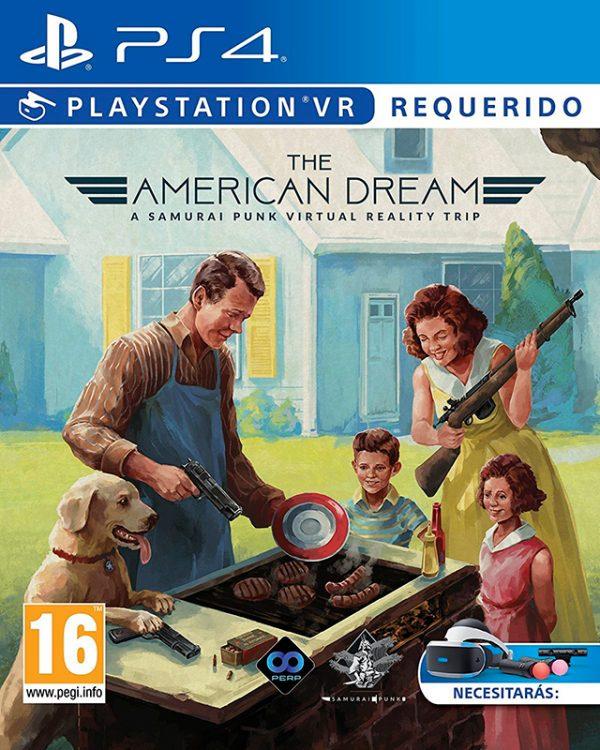 The American Dream para Playstation VR