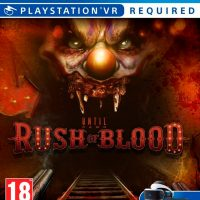 Until Dawn Rush Of Blood VR para Playstation