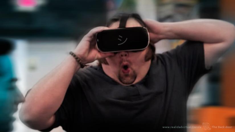 ¿Que es la realidad virtual?