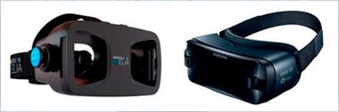 Gafas de Realidad virtual para Smartphone