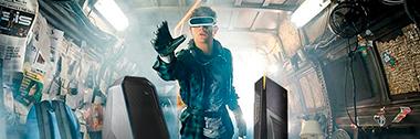 Gafas de realidad virtual ultimo modelo