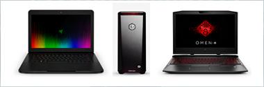 PC compatible con realidad virtual