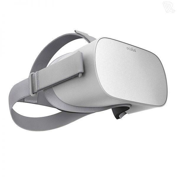 Oculus Go lentes de Realidad Virtual