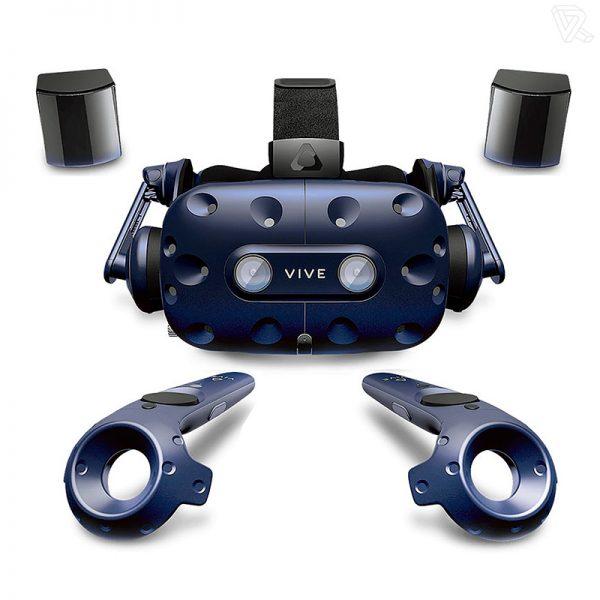 Gafas realidad virtual HTC VIVE Pro Starter Kit