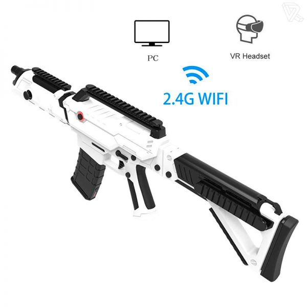Rifle Shooters VR QkFlyP Gun Bluetooth PC Android IOS